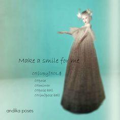 make a smile for me