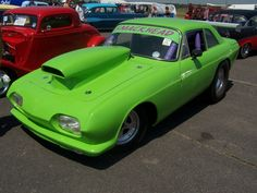 Reliant Scimitar by smevcars on DeviantArt Cars And Motorcycles, Deviantart