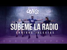 Subeme la Radio - Enrique Iglesias ft. Descemer Bueno, Zion & Lennox - Coreografía | FitDance Life - YouTube