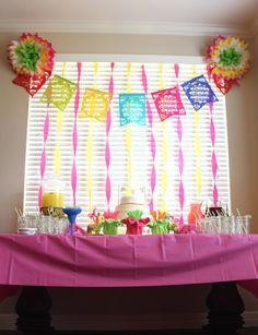 BEAUtiful mess.: Saw it. Pinned it. Did it. - Fiesta Themed Baby Shower