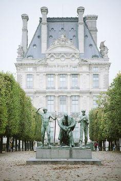 pavillon de flore jardin des tuileries