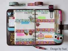 The week nr. 27 - my happy week #planner