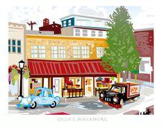 Gillie's Restaurant--Blacksburg, VA