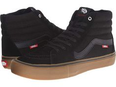Vans SK8-Hitm Pro. Vans Sk8 Hi ProBlack SneakersBlack ShoesMen s ... b5498117f