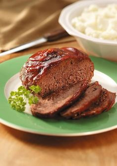 Melt-in-Your-Mouth Meat Loaf Recipe | KitchenDaily.com