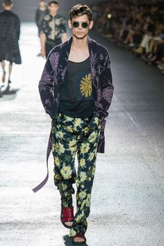Dries Van Noten S/S 2014 | Trendland: Design Blog & Trend Magazine