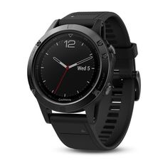 >> Click to Buy << New Garmin Fenix 5 Sports GPS Watch Black  #Affiliate