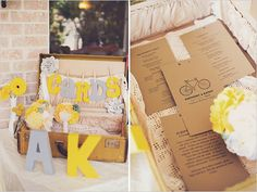 Make The Special Day Even More Special With These Wedding Tips And Tricks Diy Your Wedding, Wedding Pins, Handmade Wedding, Wedding Details, Wedding Cards, Dream Wedding, Wedding Card Suitcase, Wedding Decorations Pictures, Gray Weddings