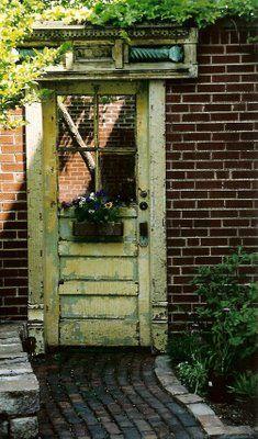 Mystery door ~ love...