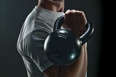 Take your strength to a whole new level with this guide to kettlebell workouts
