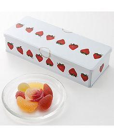 苺缶 彩果の宝石 ゼリー・プリン の通販   三越オンラインストア