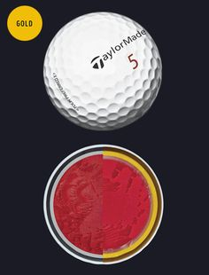 2015 Hot List: Golf Balls | Golf Digest TAYLORMADE TOUR PREFERRED/X  PRICE: $46 DOZEN   Both are similar off the tee and around the green. The Tour Preferred has more spin on iron shots. PERFORMANCE: ★★★★½  INNOVATION: ★★★★½  FEEL: ★★★★  DEMAND: ★★½
