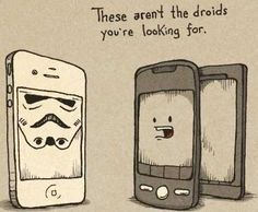 Why is Star Wars humor so funny?