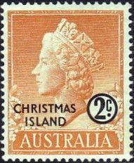 Stamp Christmas Island 1958 - Christmas Island - Wikipedia, the free encyclopedia Australian Continent, Christmas Island, Small Island, King George, Stamp Collecting, Tasmania, Postage Stamps, New Zealand, Photos