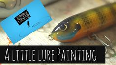 A Little Bit Of Lure Painting