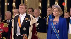 The Royal Watcher:  Inauguration of King Willem-Alexander and Queen Maxima