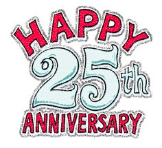 Happy Anniversary Clip Art | Today 25 years ago I married Joe! Hard to believe that many years have ...