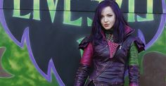 """DESCENDANTS - With a knowing wink at traditional fairy tales, Disney's """"Descendants"""" fuses castles with classrooms to create a contemporary, music-driven story that introduces Mal, Evie, Carlos and Jay, the teenage progeny of Disney's villains. It premieres in Summer 2015 on Disney Channel U.S., followed by Disney Channels around the world. (Disney Channel/Jeff Weddell) DOVE CAMERON"""