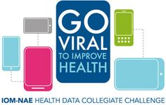 IOM's Go Viral to Improve Health challenge. Winners announced today at Health Challenge, Healthy Women, Health Problems, Business Planning, New Technology, Social Networks, Mobile App, Announcement, Competition