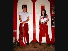 """The White Stripes- Black Jack Davey [Bob Dylan Cover] Also known as """"The Gypsy Laddie"""" This song is an old Scottish Traddional Folk Ballad possibly written i. Meg White, Jack White, Jack Black, Bob Dylan Covers, Seven Nation Army, The White Stripes, Led Zeppelin, Fancy Dress, Two Piece Skirt Set"""