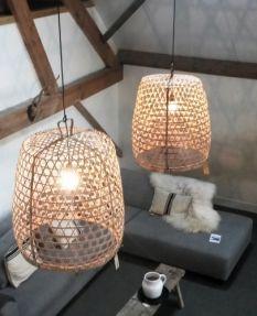 Bamboe lamps | Cocoonwonen.nl
