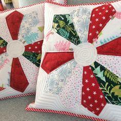 Christmas cushions finished.