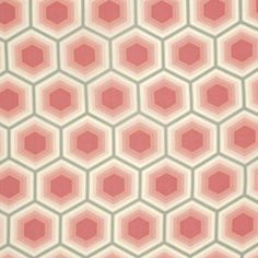 Tula Pink - Bumble - Honeycomb in Sorbet