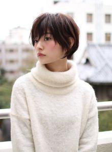 コンパクトショート|髪型・ヘアスタイル・ヘアカタログ|ビューティーナビ