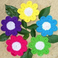 Welcome June! | Crochet Coasters Crochet Doilies, Crochet Flowers, Welcome June, Good Morning Greetings, Household Items, Tatting, Coasters, Crochet Earrings, Crochet Patterns