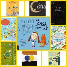 9 libros para leer en verano. Summer books kids.