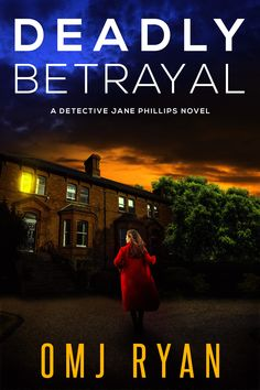 OMJ Ryan - Mystery, Thriller & Suspense book cover design by Marushka, Deranged Doctor Design Mystery Thriller, Book Cover Design, Betrayal, Android Apps, Detective, Book Covers, Novels, Books, Movie Posters