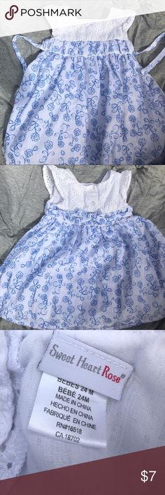 24 month dress 24m Sweet Heart Rose Dresses Casual