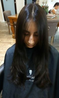 Long Layered Haircut Long Layered Haircuts, Salons, How To Find Out, Hair Cuts, Hair Styles, Haircuts, Hair Plait Styles, Lounges, Hair Makeup