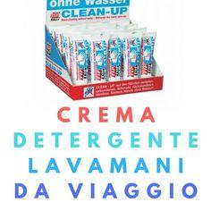 REMA TIP TOP CLEAN-UP è la pratica crema detergente/lavamani da viaggio. Elimina lo sporco anche senz'acqua agendo delicatamente sulla pelle. Assolutamente da provare ☺ #RemaTipTopItalia #gommisti #meccanici #carrozzerie #concessionarie