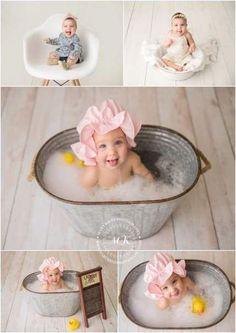 /Baby Bath grau//Dark Grau Blooming Bath Lotus/