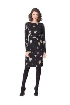 Shop Leona Edmiston designer print frock dresses online from the Official Leona Edmiston eBoutique. Frock Design, Ladies Dress Design, Frock Dress, Affordable Dresses, Frocks, Dresses Online, Designer Dresses, Print Design, High Neck Dress