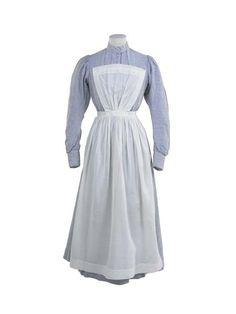 Servant Girl's Dress, 1910-1915.