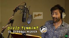 David Tennant, Danny Pudi, and Others Join DuckTales Cast and Sing Theme Song!