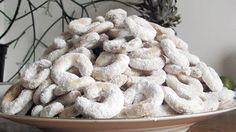 Vanilkové rohlíčky od dvojnásobné cukrářky roku Xmas Cookies, Party Time, Meal Prep, Nom Nom, Vanilla, Stuffed Mushrooms, Cooking Recipes, Baking, Vegetables