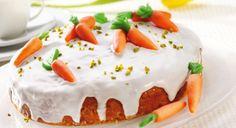 Carrot Cake | recipe via Lidl