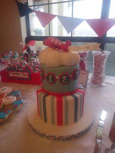 Chubby cup cake boy
