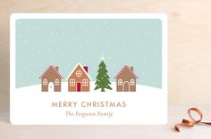 Home For Christmas by Kampai Designs at minted.com