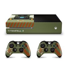 Fighting together on the battlefield a pilot and their Titan form an unbreakable bond. Get closer to your Titan with this Official Titanfall 2 Marauder's Corps Xbox One Skin Pack.