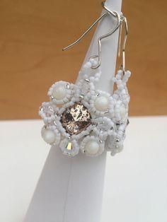 Armbänder von - dilua - schmuck und accessoires Swarovski, Pearl Earrings, Drop Earrings, Pink, Jewelry, Fashion, Beads, Handmade, Jewellery Making