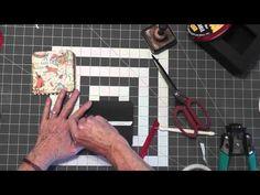 Mother Goose Shadowbox & Mini Album Graphic 45 Design Team 2016 Final Audition - YouTube