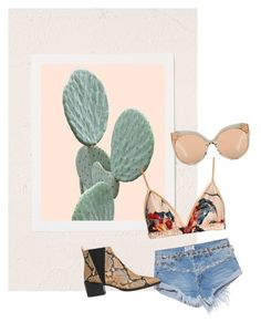 Sin título #49 by cactussflower on Polyvore featuring polyvore, fashion, style, OneTeaspoon, Katie Eary, Whistles, Linda Farrow, Vanessa Mooney, Urban Outfitters and clothing