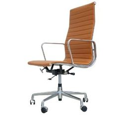 eames ribbed chair tan office. Eames Ribbed Chair Tan Office H