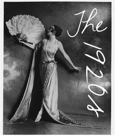 The 1920s - Hair & Makeup