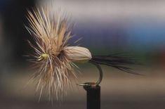 Yellow Humpy Fly (Freshwater)
