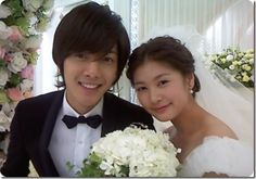 Jung So Min dan Kim Hyun Joong (Naughty Kiss)